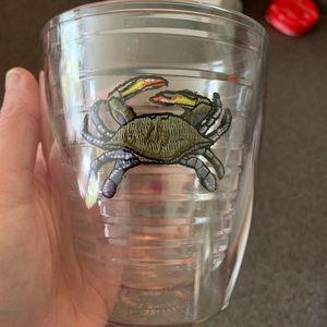 Tervis 12oz. Blue Crab Tumbler